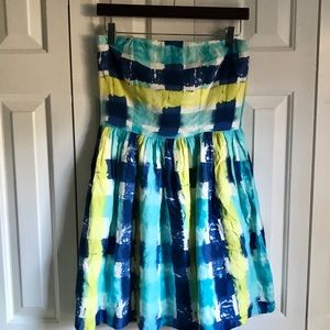 Strapless Dress by Aqua. Size M